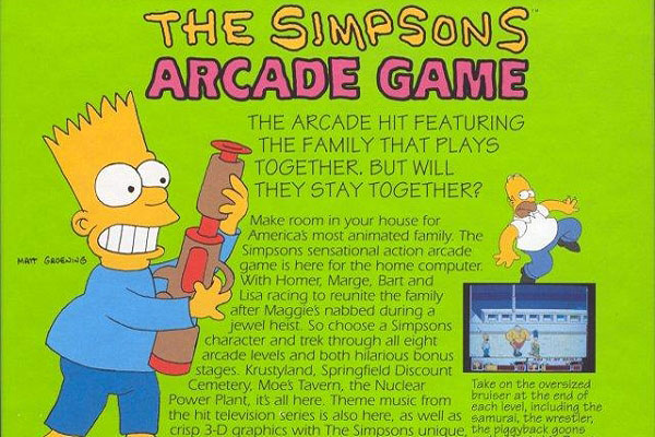 the simpsons arcade <a href=