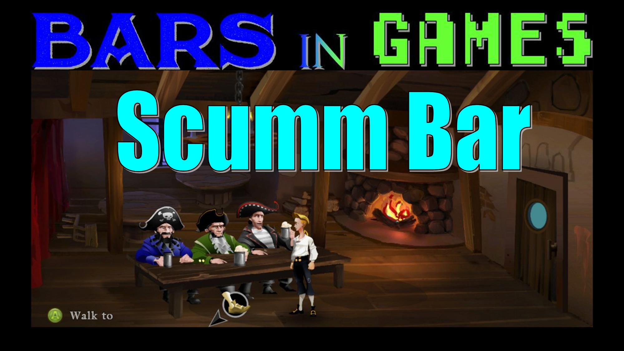 SCUMM Bar