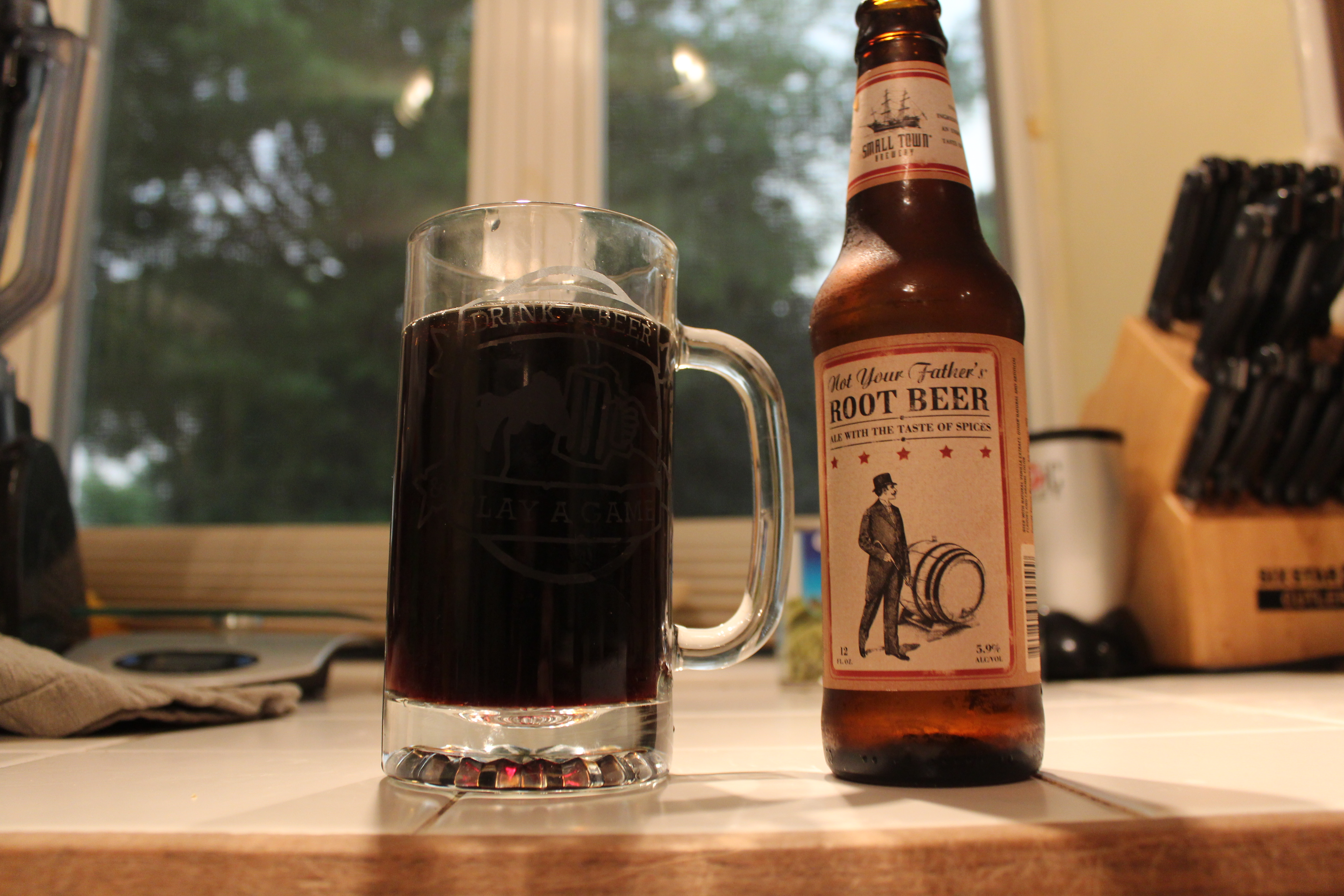 Not Your Fathers Rootbeer Nutrition Facts